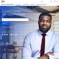 IBM Careers - School Leaver
