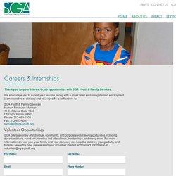 Careers & Volunteer
