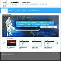 ressources éducatives numériques