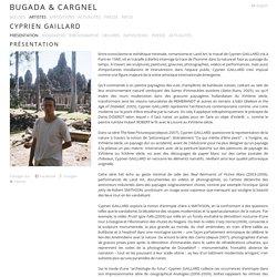 Bugada & Cargnel - Artiste - Cyprien Gaillard - Présentation
