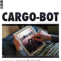 Cargo-Bot – iPad