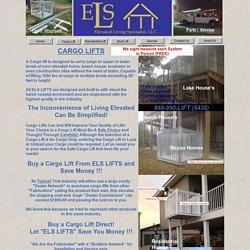 Cargo Lift, Cargo Lifts