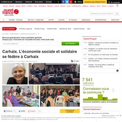 Carhaix. L'économie sociale et solidaire se fédère à Carhaix