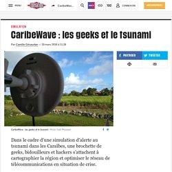 CaribeWave : les geeks et le tsunami