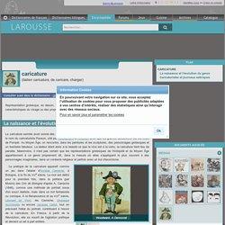 4. Histoire de la caricature