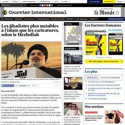 Les jihadistes plus nuisibles à l'islam que les caricatures, selon le Hezbollah
