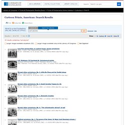 "Search Results: ""caricatures"" - Prints & Photographs Online Catalog"