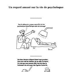 Les caricatures psychologiques de Bruno