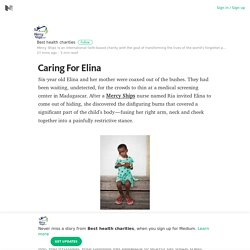 Caring For Elina – Medium