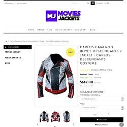 Carlos Cameron Boyce Descendants 2 Jacket