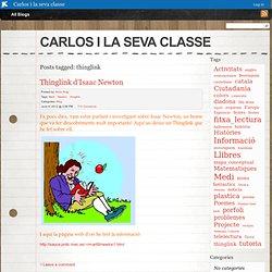 Carlos i la seva classe » thinglink