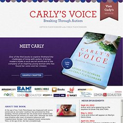 Carly's Voice | Changing the World of Autism