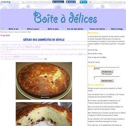Gâteau des Carmélites de Séville - Boîte à délices