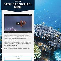 Stop Carmichael Mine