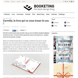 Carmilla, le livre qui va vous trouer le cou !
