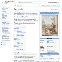 Carmontelle