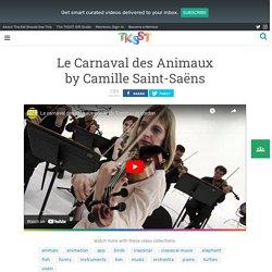 Le Carnaval des Animaux by Camille Saint-Saëns