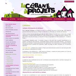 Carnaval - La Cabane à projets