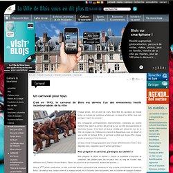 Carnaval - Ville de Blois