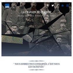 Carnet de chants - La Chanson de Craonne