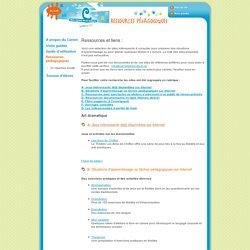 Carnet de la culture interactif