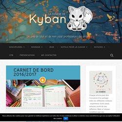 Carnet de bord 2016/2017 - La tanière de Kyban