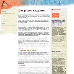Carnet de bord pour un projet autour du livre à destination des jeunes en Nord Pas-de-Calais