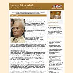Les carnets de Phnom Penh: Le rictus de Nuon Chea