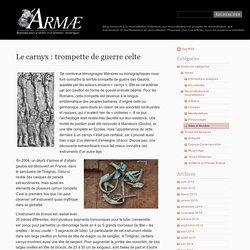 Le carnyx : trompette de guerre celte