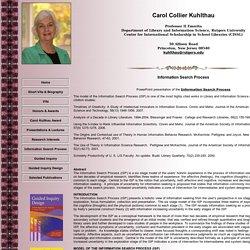 Carol Kuhlthau