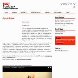 Carole Fabre