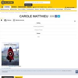 Carole Matthieu - film 2016