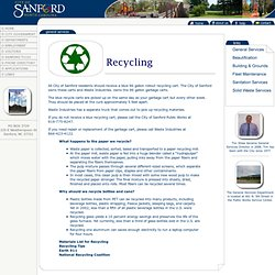 City of Sanford, North Carolina | Official Government Website