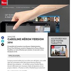 Caroline Néron version2016