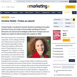 Caroline Nobilé: Findus au naturel