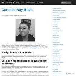 Caroline Roy-Blais