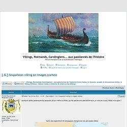 Vikings, Normands, Carolingiens... aux passionnés de l'histoire