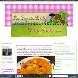 Ragoût de pommes de terre carottes