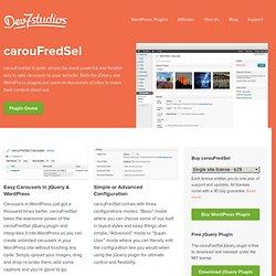 carouFredSel - Dev7studios