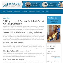 Carpet, Grout Cleaning Carlsbad Ca by Silver Olas
