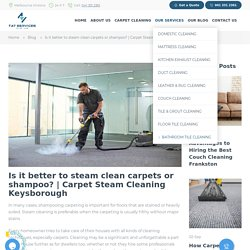 carpet steam cleaning keysborough