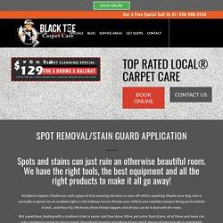 Carpet Spot Removing Service In Conroe
