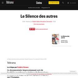 Le Silence des autres de Robert Bahar, Almudena Carracedo - (2018) - Film - Film documentaire - L'essentiel