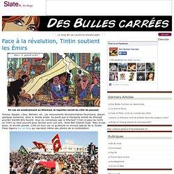 Tintin & Les Emirs (Printemps de Jasmin)