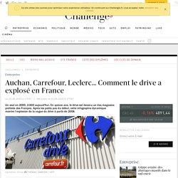 Auchan, Carrefour, Leclerc... Comment le drive a explosé en France