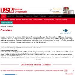 Carrefour : l'actu des hyper et magasins du groupe Carrefour avec LSA