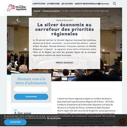 La silver économie au carrefour des priorités régionales - 01/02/17