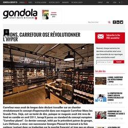 A Mons, Carrefour ose révolutionner l'hyper