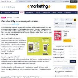 Carrefour-City-teste-une-appli-courses
