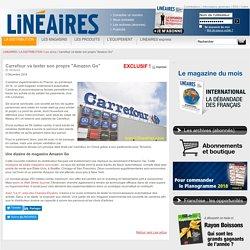 "Carrefour va tester son propre ""Amazon Go"""